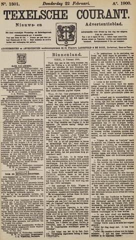 Texelsche Courant 1900-02-22