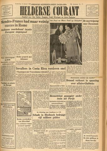 Heldersche Courant 1955-01-13