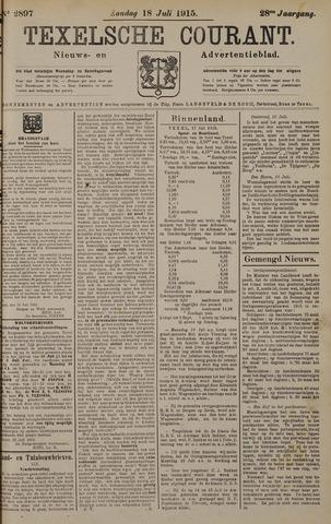 Texelsche Courant 1915-07-18