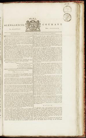 Alkmaarsche Courant 1830-02-01