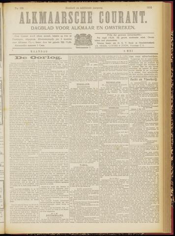 Alkmaarsche Courant 1916-05-08