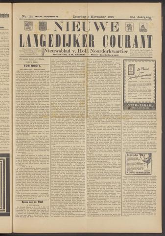 Nieuwe Langedijker Courant 1927-11-05