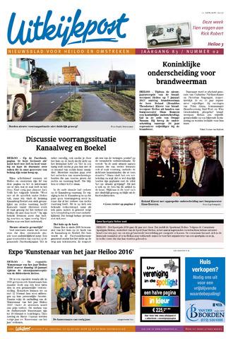 Uitkijkpost : nieuwsblad voor Heiloo e.o. 2017-01-11