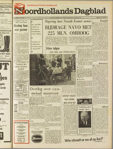 Noordhollands Dagblad : dagblad voor Alkmaar en omgeving 1968-11-19