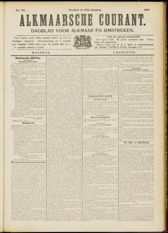 Alkmaarsche Courant 1909-08-02