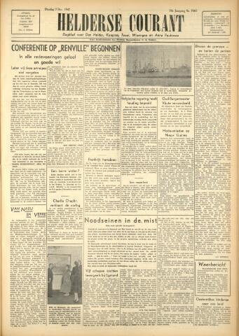Heldersche Courant 1947-12-09