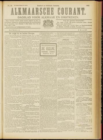 Alkmaarsche Courant 1918-03-09