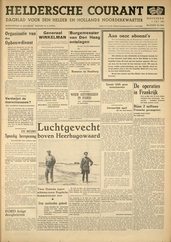 Heldersche Courant 1940-07-03