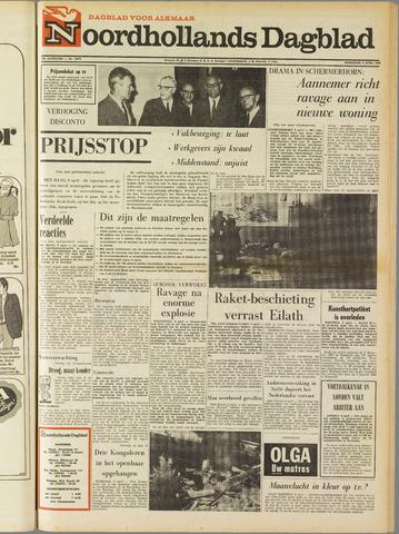 Noordhollands Dagblad : dagblad voor Alkmaar en omgeving 1969-04-09