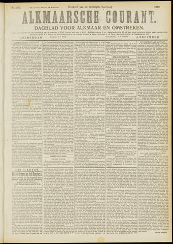 Alkmaarsche Courant 1919-12-04