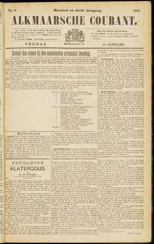 Alkmaarsche Courant 1901-01-11