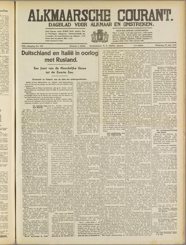 Alkmaarsche Courant 1941-06-23