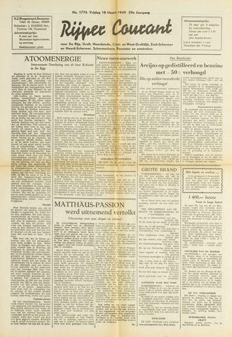 Rijper Courant 1949-03-18