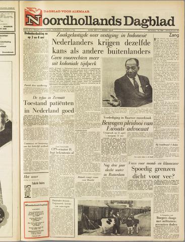 Noordhollands Dagblad : dagblad voor Alkmaar en omgeving 1963-03-30