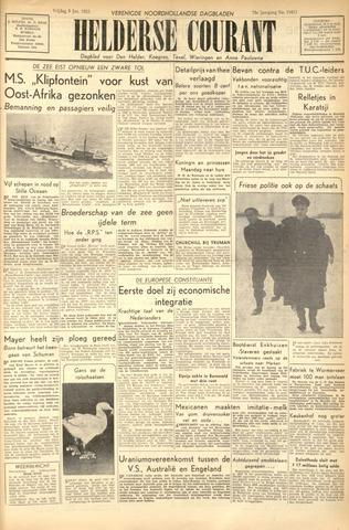 Heldersche Courant 1953-01-09