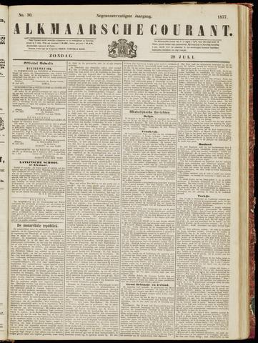 Alkmaarsche Courant 1877-07-29