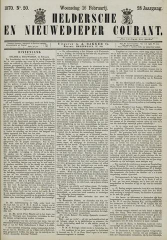 Heldersche en Nieuwedieper Courant 1870-02-16