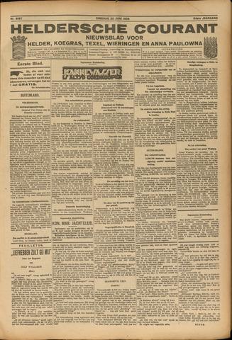 Heldersche Courant 1926-06-22