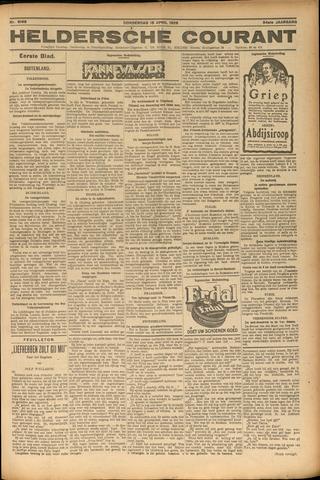 Heldersche Courant 1926-04-15