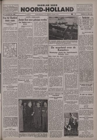Dagblad Noord-Holland, Schager editie 1942-05-22