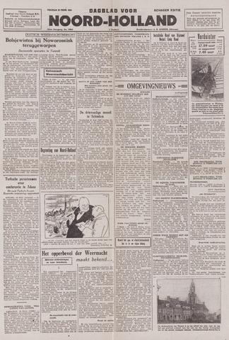 Dagblad Noord-Holland, Schager editie 1943-02-19