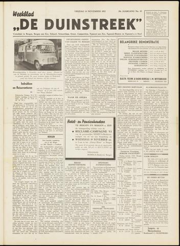 De Duinstreek 1952-11-14
