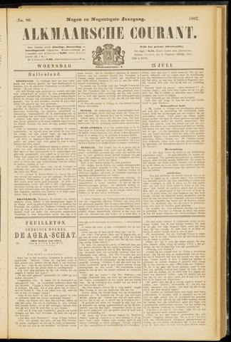 Alkmaarsche Courant 1897-07-21