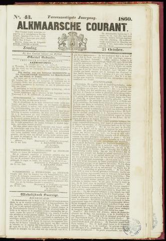 Alkmaarsche Courant 1860-10-21
