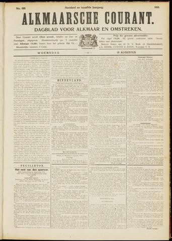 Alkmaarsche Courant 1910-08-10