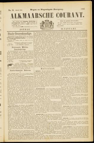 Alkmaarsche Courant 1897-01-24