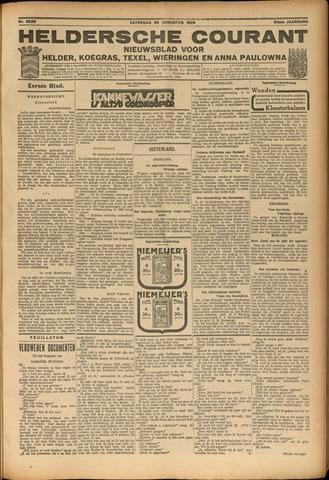 Heldersche Courant 1926-08-28
