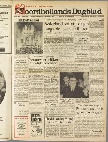 Noordhollands Dagblad : dagblad voor Alkmaar en omgeving 1962-11-30