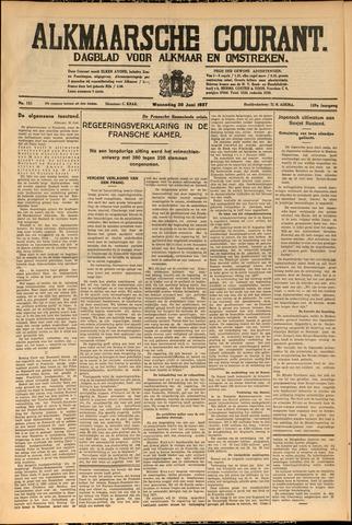 Alkmaarsche Courant 1937-06-30