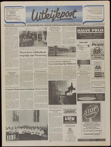 Uitkijkpost : nieuwsblad voor Heiloo e.o. 1999-01-20
