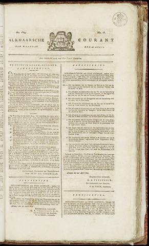 Alkmaarsche Courant 1823-04-28