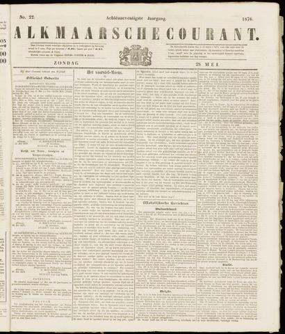 Alkmaarsche Courant 1876-05-28