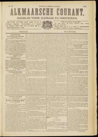Alkmaarsche Courant 1914-01-23
