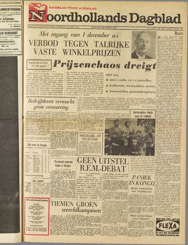 Noordhollands Dagblad : dagblad voor Alkmaar en omgeving 1964-09-11