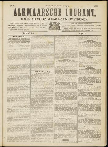 Alkmaarsche Courant 1908-07-28