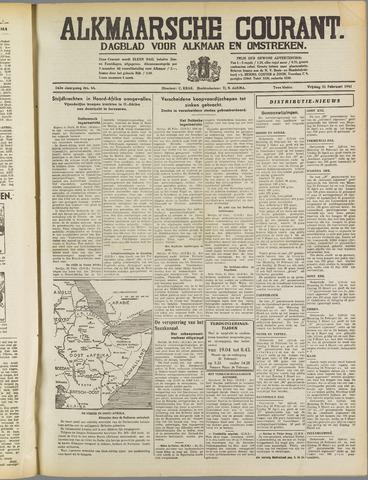 Alkmaarsche Courant 1941-02-21