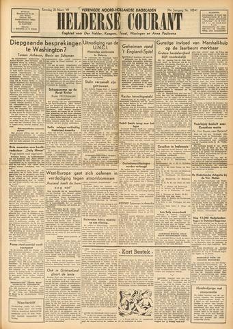 Heldersche Courant 1949-03-26