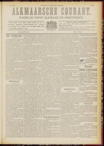 Alkmaarsche Courant 1916-06-26