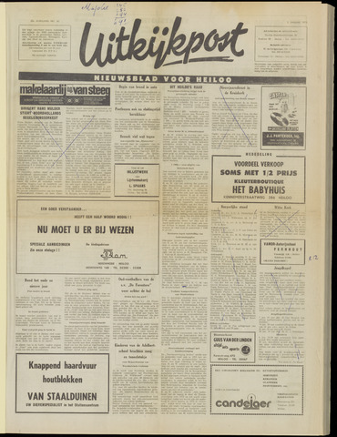 Uitkijkpost : nieuwsblad voor Heiloo e.o. 1973