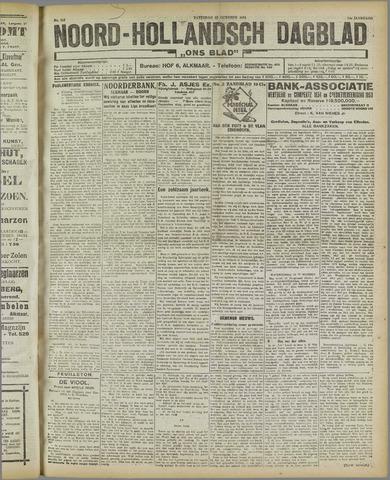 Ons Blad : katholiek nieuwsblad voor N-H 1921-10-22
