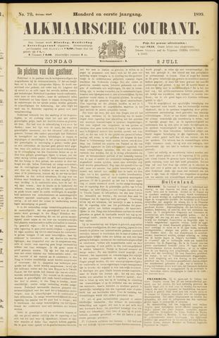 Alkmaarsche Courant 1899-07-02