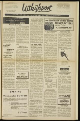 Uitkijkpost : nieuwsblad voor Heiloo e.o. 1962-10-18