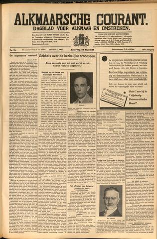 Alkmaarsche Courant 1937-05-29