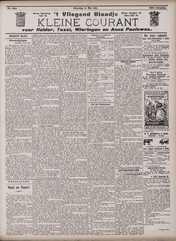 Vliegend blaadje : nieuws- en advertentiebode voor Den Helder 1904-05-14