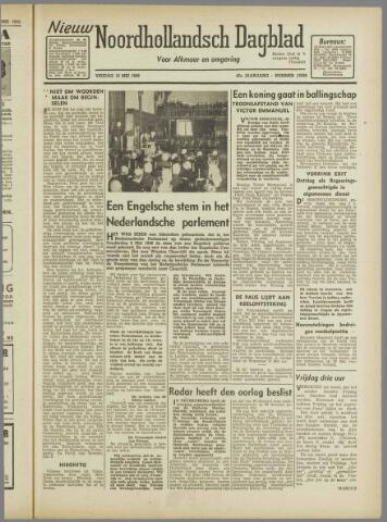 Nieuw Noordhollandsch Dagblad : voor Alkmaar en omgeving 1946-05-10