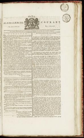 Alkmaarsche Courant 1830-03-01